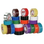 "ISC Standard Duty Racers Tape 2"" x 90' - Red"